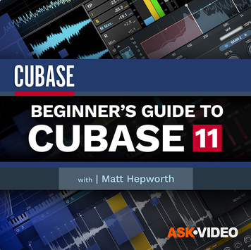دانلود آموزش کیوبیس Ask Video Cubase 11 101 - Beginners Guide to Cubase 11 TUTORiAL