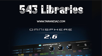 543Libraries For Omnisphere 2.6